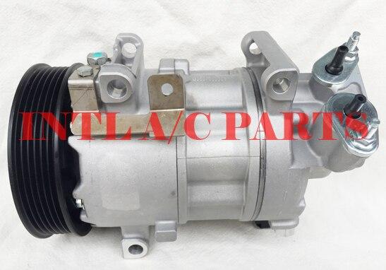 6SEL16C Auto air Ac compressor for CITROEN C4 PEUGEOT 308 447150 1740 9659875480 9676443980 9676862380 4471501740