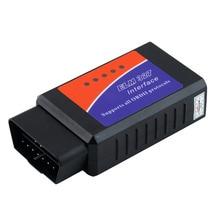 Vgate ELM 327 V2.1 Interface Works On Android Torque CAN-BUS Elm327 Bluetooth OBD2/OBD II Car Diagnostic Scanner tool hot sale~
