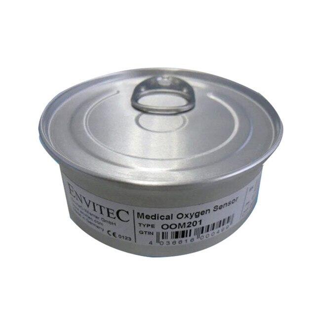 Drager 6850645 OOM201 Germany EnviteC medical oxygen sensor Evita 2,4, XL Fabius 2000 anesthesia machine oxygen battery OOM201
