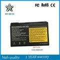 14.8 v 4400 mah 8 células japonés cell nueva batería del ordenador portátil para acer batcl50l batcl50l4 bt3506001