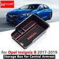 Подлокотник коробка для хранения Opel Insignia B 2017 2018 2019 MK2 Buick Regal Vauxhall Holden Commodore OPC GSI Органайзер аксессуары