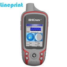 2016 Newest Handheld gps navigation support GPS and GLONASS navigator high-sensitivity, WAAS, EGNOS, GAGAN, MSAS GPS receiver