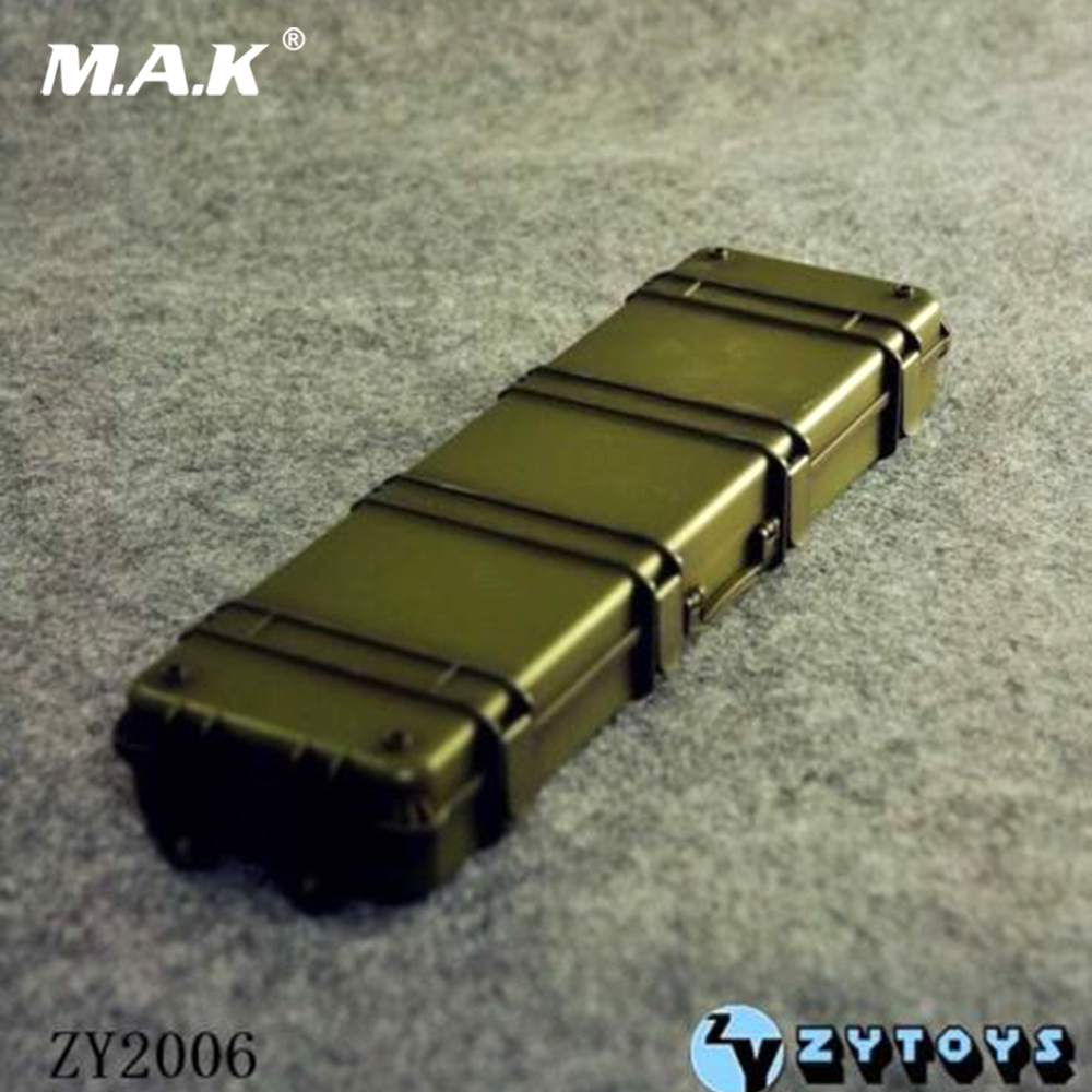 """1//6 Scale ZYTOYS ZY2006 Weapon Box Sandy Box Model for 12/"""" Action Figure"""