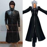 Kingdom Hearts Cosplay Roxas Cosplay Costume Roxas Cape Robe