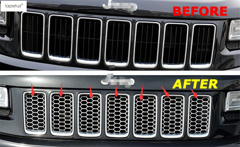2 color accessories for jeep grand cherokee 2014 2015 - 2016 jeep grand cherokee exterior colors ...