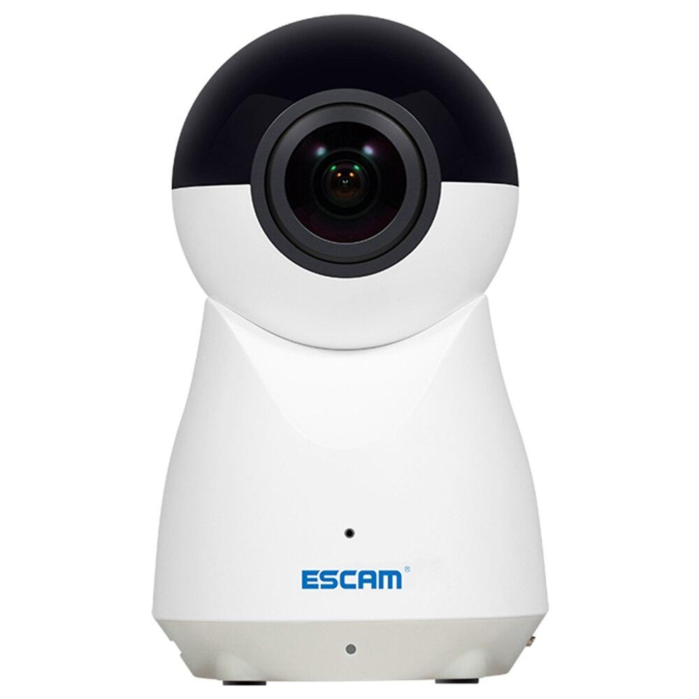 ESCAM QP720 1080 P 720 Panoramique WIFI IP Caméra H.265 caméra de sécurité surveillance pour maison CCTV Camara moniteur pour bébé Animal Cam