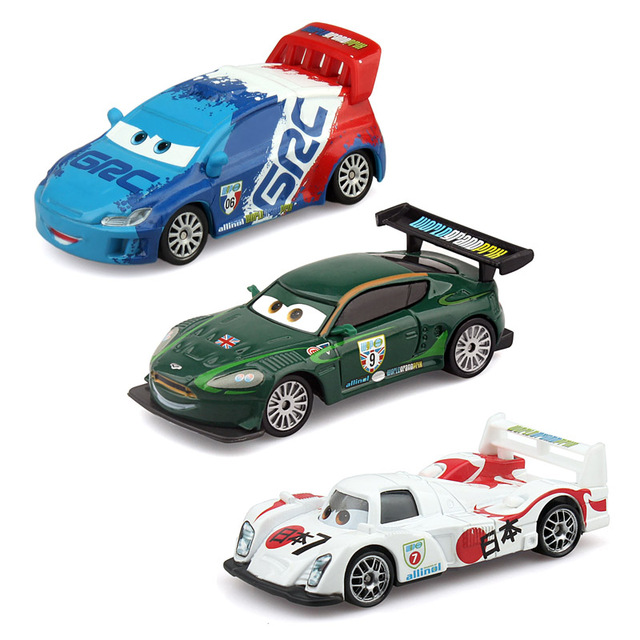 Pixar Cars 2 Toy Diecasti Car Meta Alloy Classic 2 To 7 Year Old