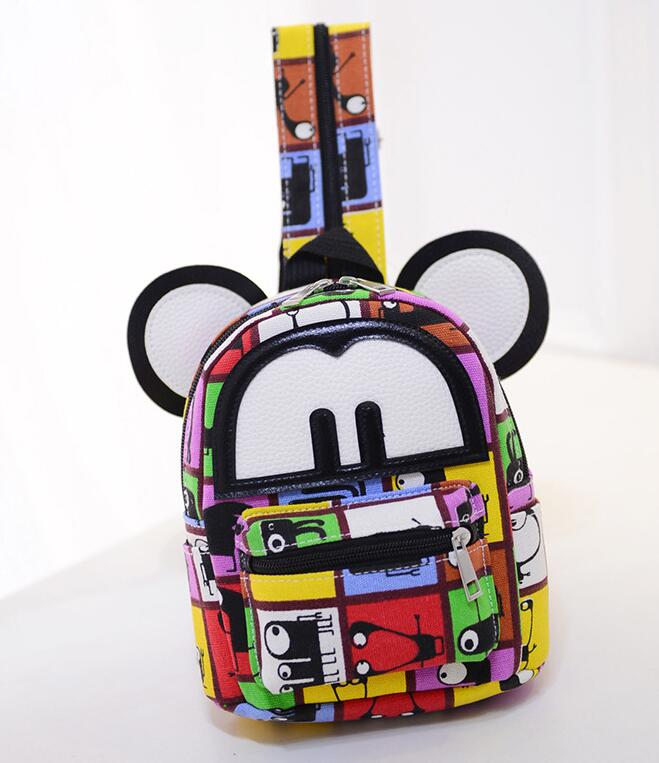 Canvas Mickey 5