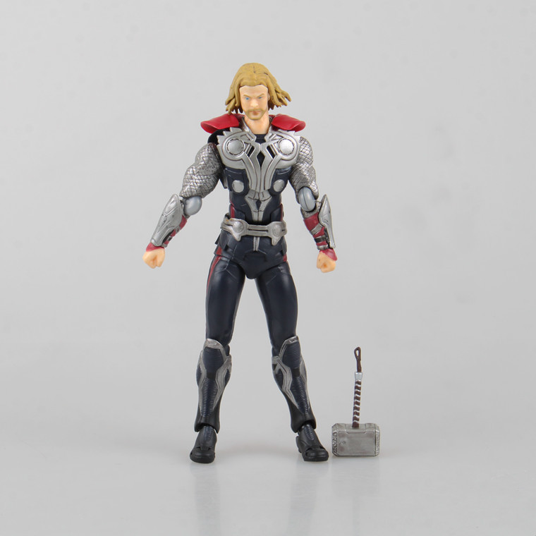 Marvel The Avengers Thor Figma 216 PVC Thor Action Figure Collectible Model Toy 14cm 1