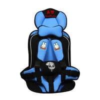 Sedie Auto portatile seggiolino di sicurezza Per Bambini, Spugna Bambini Seggiolini Auto cuscino Car Styling car seat covers atuo accessori