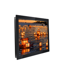 10.4 inch 1024*768 resolution lcd monitor 10.4 inch four-wire touch Rack-mounting industrial computer with HDMI and Speakers(China (Mainland))