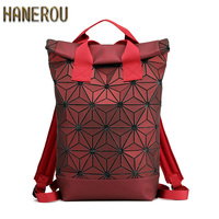 2019 New Fashion Backpack Leather Women Patchwork Bagpack Big Capacity Sac A Dos Femme Fashionable School Bags For Teenage Girls