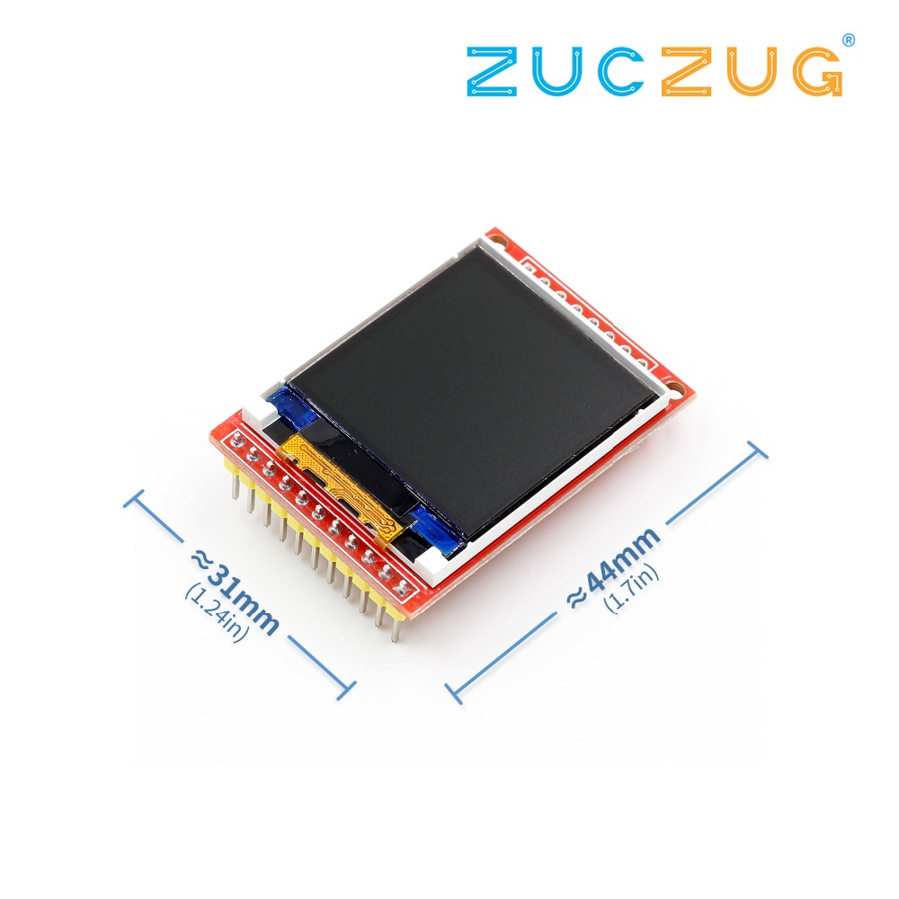 1.44 Inch Serial 128*128 SPI Color TFT LCD Module Instead Of Nokia 5110 LCD