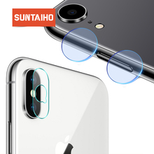 Suntaiho Camera Lens Protective Protector For iPhone XR for iPhone XS Max X 8plus 7plus Scratches protective Tempered Glass film