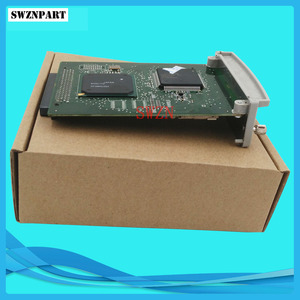 Image 2 - C7776 60151 C7776 60002 C7772A para HP Designjet 500 500plus GL2 tarjeta formateadora tarjeta + 128M fijaciones 05:09 05:10 plóter de tinta