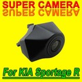 CCD car camera for Kia Sportage R Logo Front car view camera waterproof NTSC PAL ( optional)