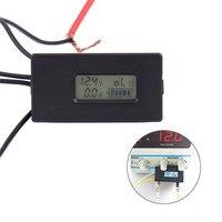 DC 2 8 26V Digital LCD Lithium Battery Tester Voltage Detector Battery Level Load Current Resistance