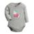 Oneasy 2 PCS Estilo Dos Desenhos Animados Do Bebê Menino Bodysuit Manga Longa Menino Inverno Roupas de outono Novo Corpo Nascido Bebê Ropa Bebe Próximo Bebê Bodysui