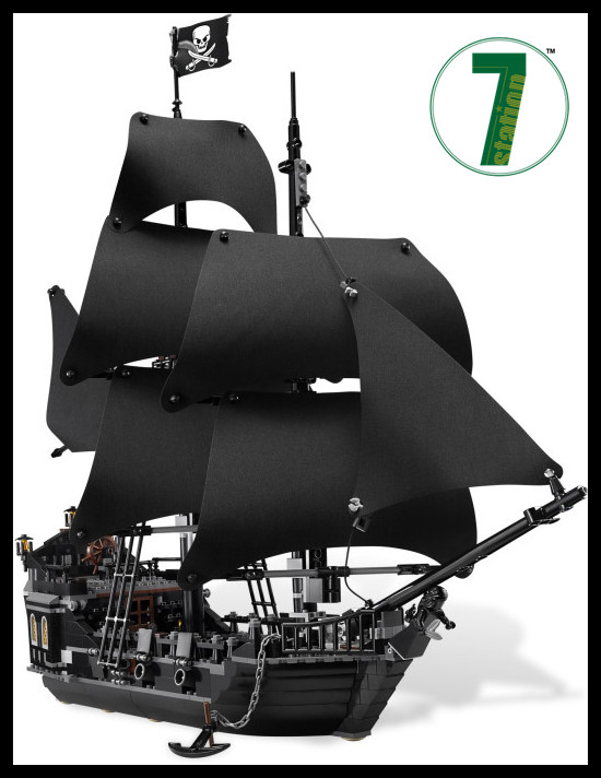 2017 LEPIN 16006 Pirates of the Caribbean The Black Pearl Building Model Blocks Set Toys Clone 4184 bricks boy ship movie waz compatible legoe pirates of the caribbean 4184 lepin 16006 804pcs the black pearl building blocks bricks toys for children