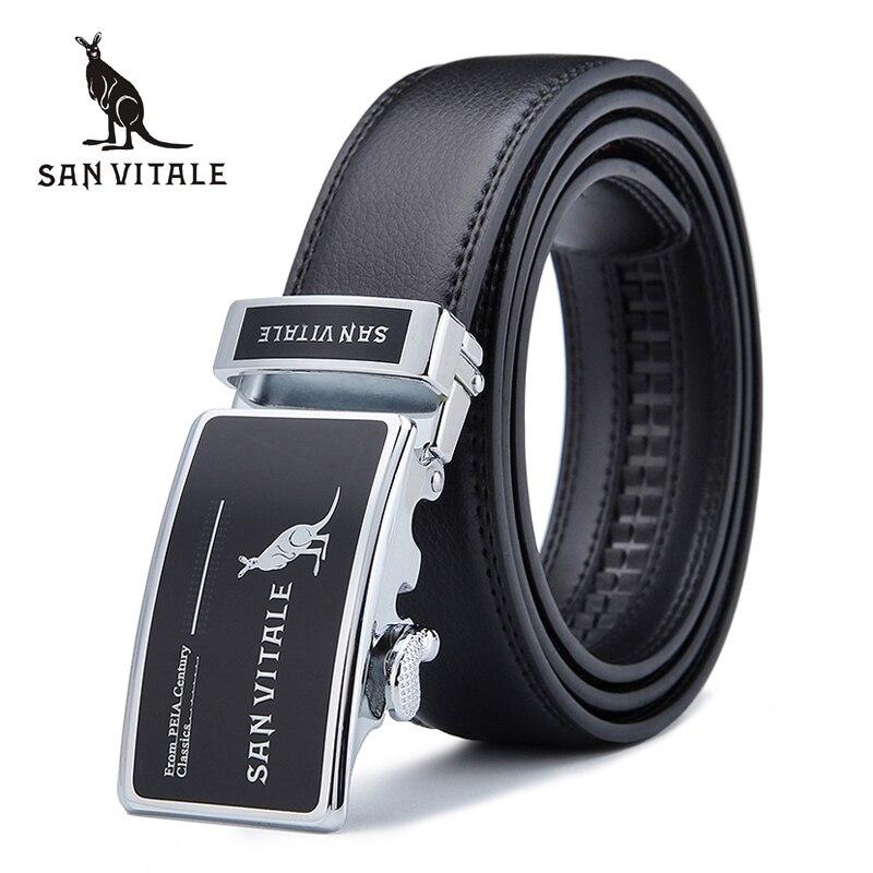 4471049f25835 2016 new Brand men's fashion Luxury belts for men genuine leather Belts for men  designer belt cowskin high quality free shipping-in Belts & Cummerbunds  from ...