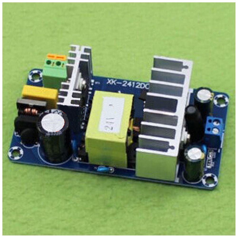 AC 100-240 V a DC 24 V 4A 6A di commutazione modulo di alimentazione AC-DCAC 100-240 V a DC 24 V 4A 6A di commutazione modulo di alimentazione AC-DC