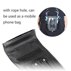 Image 4 - Waterproof Bike Holder Mount for iPhone Samsung HTC High Quality Phone Holder Mount Universal Mobile Phone 360 Degree Rotation