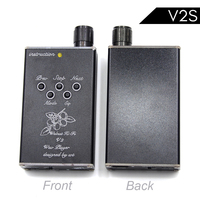 Walnut V2 DIY MP3 Music Player Professional Lossless Music HiFi Player Mp3 Walkman Play 15 Hours