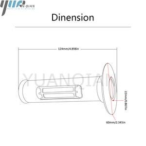 Image 5 - 22 ミリメートルユニバーサルオートバイモト手バー Kawasaki KLX150S KX450F KLX110 KX250F KLX140 KLX140L 4 色