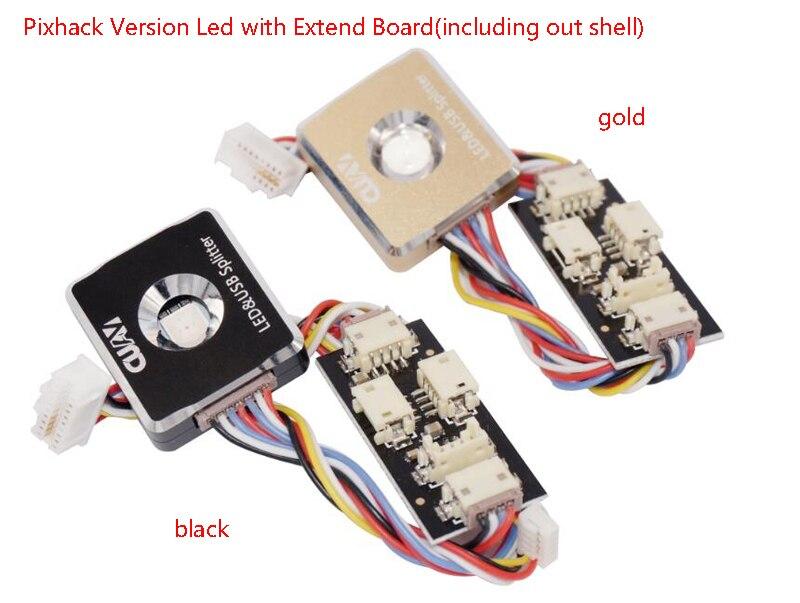 LED Et Elargir Conseil Pour Pixhawk/pixhack Contrôleur de Vol (Avec très cool étui de protection et certains câbles) SKU: 11759