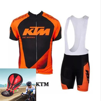 13 Color KTM Cycling Jersey Ropa Clismo Hombre Abbigliamento Ciclismo Mountain Bike Maillot Ciclismo Mtb Cycling