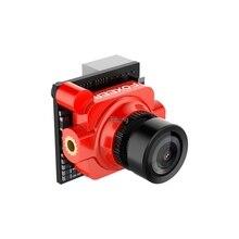 "Nova Seta Foxeer Micro Pro 1/3 ""CCD 2.1mm 600TVL PAL/NTSC Câmera com OSD FPV Preto/ azul/Vermelho Para FPV RC Racing Modelos Zangão"