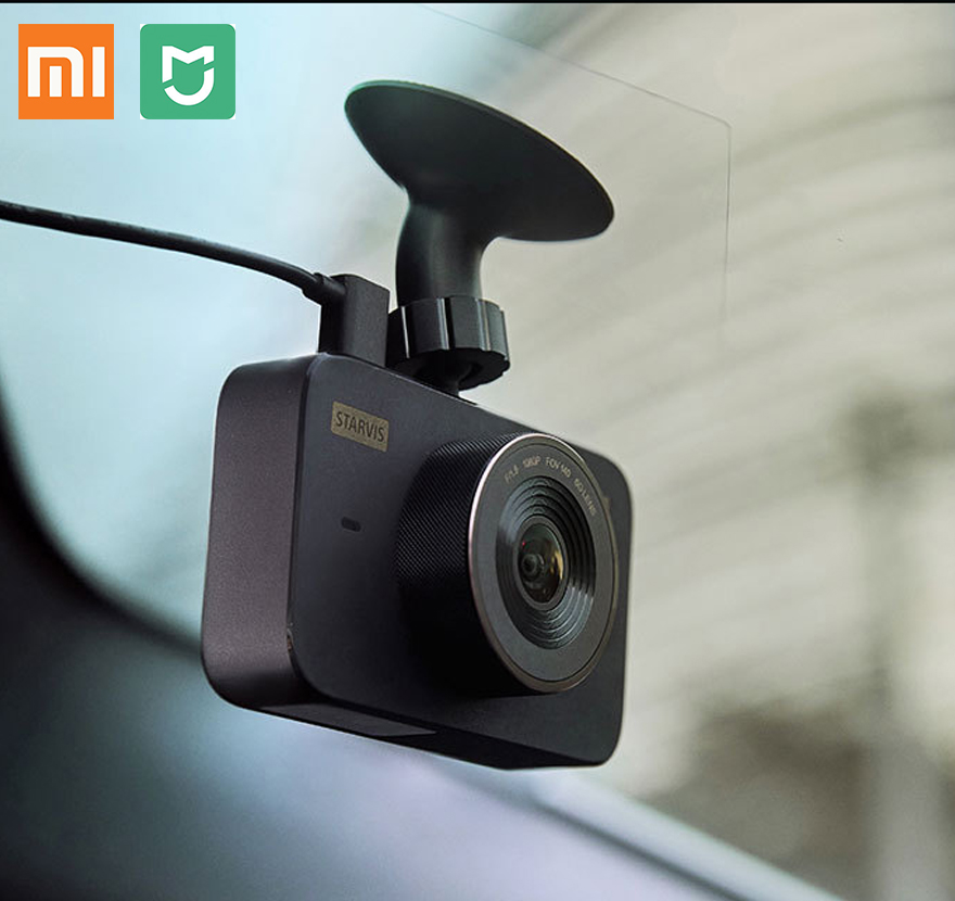 Xiaomi mijia car DVR 1s dash cam 1080p 140 Degree Wide Angle wifi wireless SD card