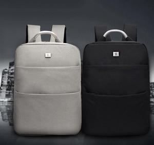 Image 1 - Orijinal Klasik Dizüstü Sırt Çantası Kadın Erkek xiaomi Sırt Çantaları okul sırt çantası Büyük Kapasiteli 15.6 inç Öğrencileri seyahat Çantaları