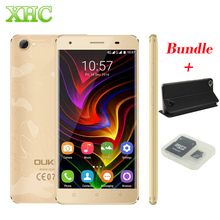 В наличии Oukitel C5 Pro 2 ГБ + 16 ГБ смартфон 5.0 дюймов Анти-разбив Экран Android 6.0 MTK6737 Quad Core 1.3 ГГц OTA 4 г телефона