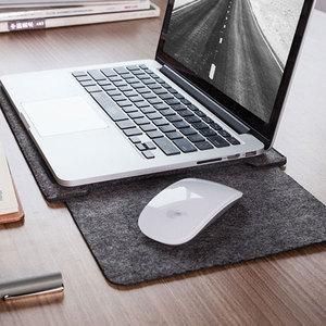 "Image 4 - אולטרה רך שרוול מחשב נייד תיק מקרה עבור אפל רשתית 11 12 13 מחשב נייד Stratches הוכחת כיסוי עבור mac ספר 13.3 ""עור"
