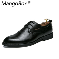 2018 Spring Men Leather Shoes Driving Luxury Fashion Designer Brand Casual Male Oxford Formal Dress Shoes Man Sneakers Zapatos