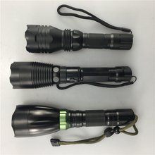 Super bright LED Flashlight Waterproof Lantern Torche Q5 3800 Lumens Aluminum LED Torch Light 1 * AA Or 1 * 18650 Flashlights
