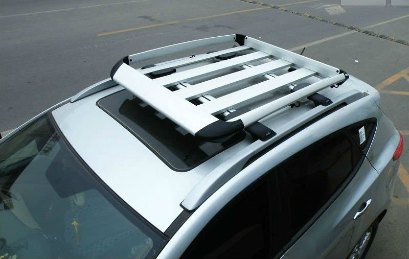 car roof basket car roof pad thule design xpedition