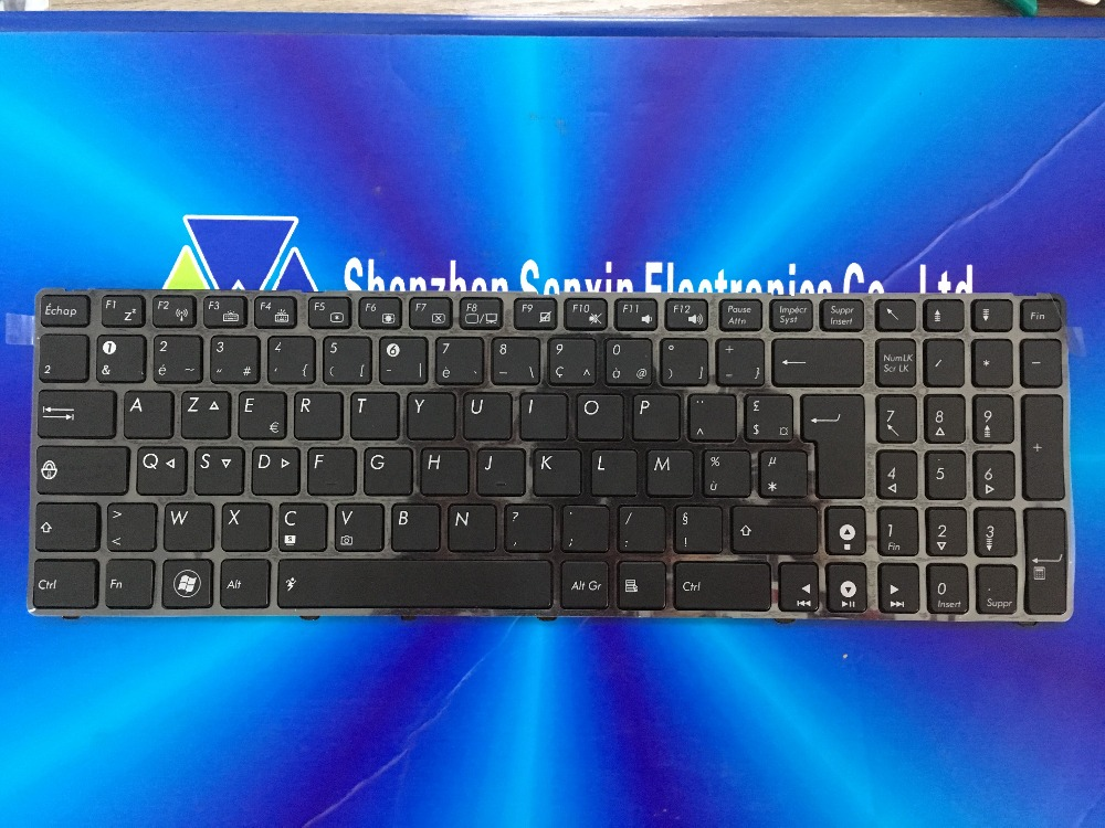 New IT Italy keyboard ASUS G73 N61 N61JV N61VG N61W G73JW N61VF G73JH Backlit