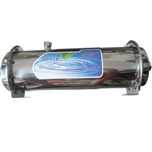 304 Stainless steel uf central water purifier central water filter PVC hollow filter uf cartridge 0.01 micron