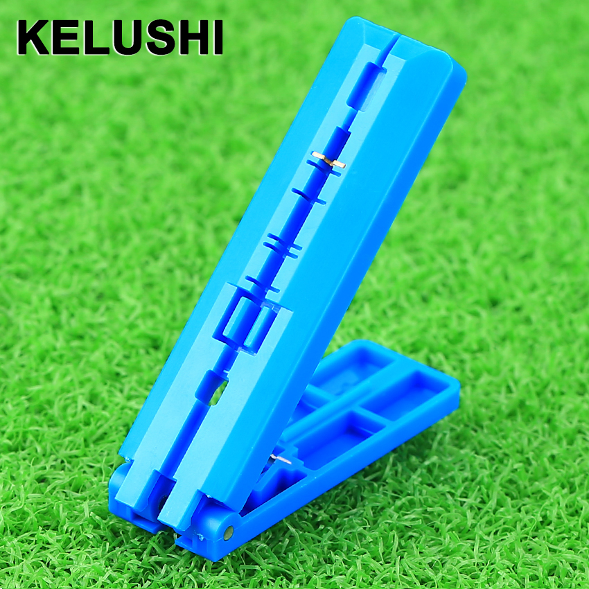 KELUSHI Newest FTTH Fiber Drop Cable Coating Stripper Fiber Guide Bar Cutting Guideway