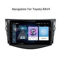 ECTWODVD 10,1 inch Android 8,1 автомобилей Радио gps навигации Мультимедиа Стерео DVD плеер для Toyota RAV4 2007 2008 2009 2010 2011