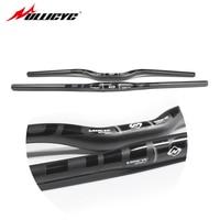 Spcial Sale Ullicyc 03 Sliver Super Mountain 3K Matt Carbon Handlebar Flat Bar Rise Bar Nice