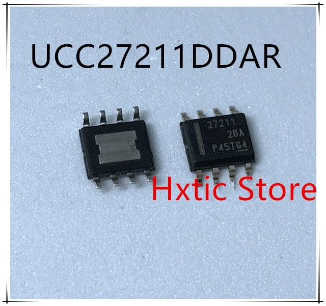 NEW 10PCS/LOT UCC27211DDAR UCC27211 27211 HSOP-8 IC