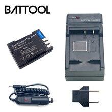 1X Bateria BLM1 BLM-1 BLM 1 Li-ion Recarregável + Carregador de Bateria para OLYMPUS E-3 E-500 E-30 E-510 E-330 E-