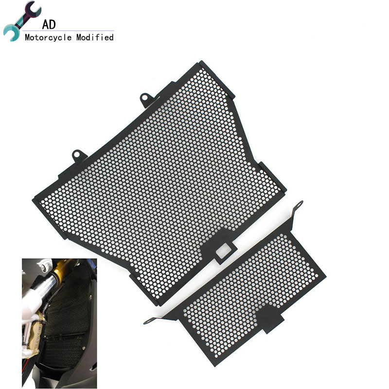 Stainless Steel Motorcycle Radiator Grille Guard Cover For BMW HP4 2012 2013 2014 S1000XR 2015 2016 2017 # new motorcycle stainless steel radiator grille guard protection for yamaha tmax530 2012 2016