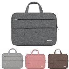 Männer Fühlten Tragbare handtasche notebook bag air 11 13 13,3 pro retina 13 13,3 laptop-tasche/hülle für apple mac macbook fall