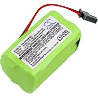 Bateria de cameron sino para visonic 99-301712  bateria ni-mh 2000mah/9.60wh do sistema de alarme de gp130aam4ymx