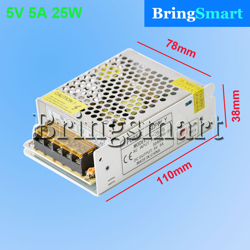 5V 4A, 5A, 10A, 20A, 40A, 60A Switching DC Power Supply Industrial Motor Laboratory Equipment DC transformer 5V power adpter