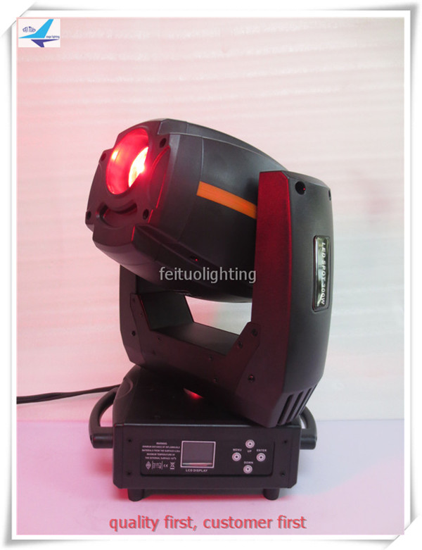 free shipping 4pcs/lot LED Lyre Spot 300W Moving Head Stage Light Gobos Linear Prism Lumiere Strobe Show Event Party Lighting ...
